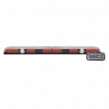 VTG48R Ecco Barra de luces de 48 roja Ultra Brillante Vant