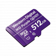 Wd512msd Western Digital wd Memoria MicroSD De 512 GB PURP