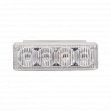Z67m4w Epcom Industrial Signaling Modulo De 4 LEDs Color Cl