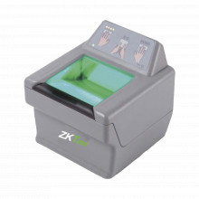 Zkafis400 Zkteco Escaner De Huellas Digitales Con Diez Impre