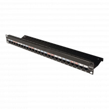 Zpnl24e Siemon Patch Panel Z-MAX De 24 Puertos Modular Pl