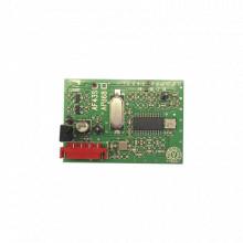 001af43s Came Receptor Inalambrico.Frecuencia De 433.92 MHz