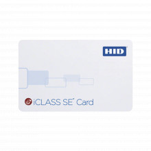 3000pggmv Hid Tarjeta ICLASS SE 2k Bits / Delgada / Garantia