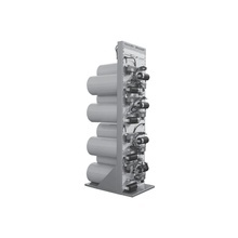 M10145010trm Telewave Inc Combinador En Rack 24 400-512 MH