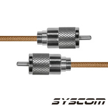 Suhf142uhf60 Epcom Industrial Cable Coaxial RG-142/U De 60 C