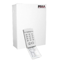 H6rx6k Pima Kit De Alarma De 6 Zonas Y Teclado LED Delgado.
