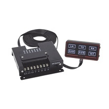 450rl6 Code 3 Caja De Interruptores Remoto Rocker Max Pak