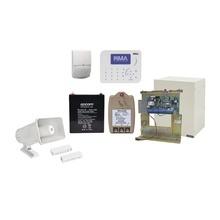 Force32kit Pima Kit De Alarma Con Sensores Cableados Conexi