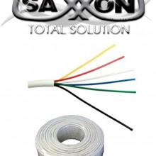 SXN1570003 SAXXON SAXXON OWAC6305JF- Cable de alarma de 6 co