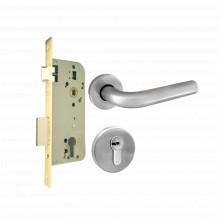 85208 Assa Abloy Kit De Manija Mecanismo Y Cilindro Mecanic