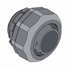Anchlr12 Anclo Conector Recto Para Tubo Tipo Liquidtight De