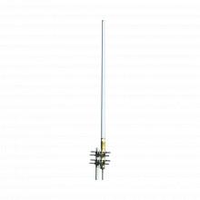 Ant450f6 Telewave Inc Antena Base Omnidireccional De Fibra