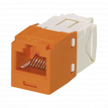 Cj688tgor Panduit Conector Jack RJ45 Estilo TG Mini-Com Ca
