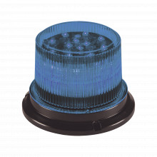 Cl199bmh Code 3 Baliza LED 12 / 24 Vcd Lente Transparente