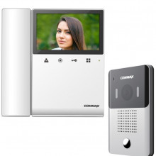 cmx2390001 COMMAX COMMAX CDV43K2DRC4Y - Kit de videoportero