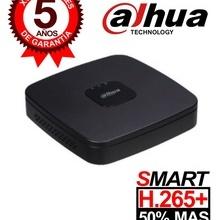 DAD498008 DAHUA DAHUA XVR4104CNX1 - DVR 4 Canales 1080p Lite