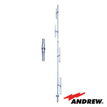 Db264c Andrew / Commscope Antena Base VHF De 4 Dipolos Ran