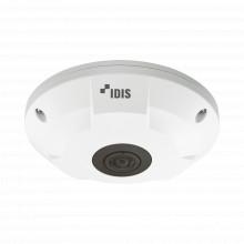Dcy1514 Idis Fisheye 5 Megapixeles Camara IP Interior