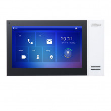 DHT2210004 DAHUA DAHUA VTH2421FWP- Monitor IP touch de 7 pul