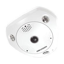 Ds2cd6332fwdivs Hikvision Fisheye IP 3 Megapixel / 180 / 360