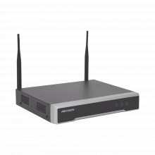 Ds7104nik1wmc Hikvision NVR 4 Megapixel / 4 Canales IP / 1 B