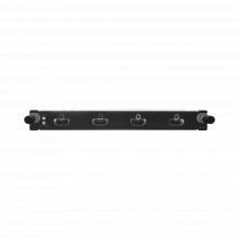 Dsc10shi4t Hikvision Tarjeta De 4 Entradas De Video En HDMI