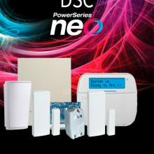 DSC2480034 DSC DSC NEO-RF-LCD-SB - Paquete NEO con 32 Zonas