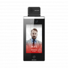 Dsk1ta70mit Hikvision Biometrico Para Acceso Con Reconocimie