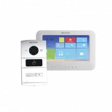 DSKIS601 Hikvision Kit de Videoportero IP / 1.3 Megapixel /