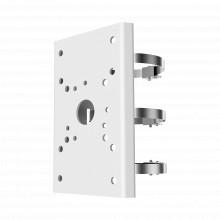 Dsprb1200 Hikvision Montaje De Aro Para Poste / Compatible C