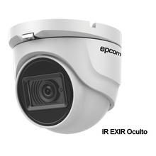 E4kturbo Epcom Eyeball TURBOHD 4K 8Megapixeles / Gran Angu