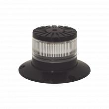 Eb7265cr Ecco Baliza LED Compacta Discreta Domo Claro Colo