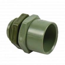 Ec032 Cresco Conector De 3 Para Tuberia PVC Conduit Pesado