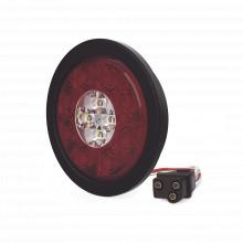 Ed3040aw Ecco Luz Perimetral 16 LEDs Ultra Brillantes Colo