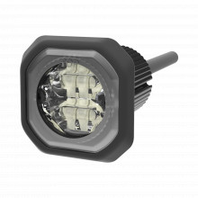 Ed9040w Ecco Lampara Oculta De LED De Bajo Perfil Color Clar