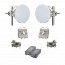Eh1200fxkit1ft Siklu Enlace Completo EH-1200-FX Con Antenas
