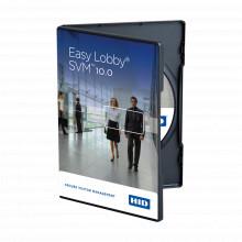 El96000svm10 Hid Software De Gestion De Visitantes Easy Lobb