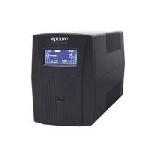 Epu850lcd Epcom Powerline UPS De 850VA/510W / Topologia Line