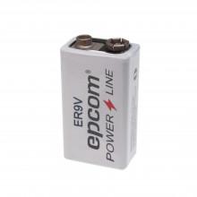 Er9v Epcom Powerline PILA LITIO CLORURO DE TIONILO ALTA CAP