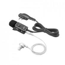 Hm153la Icom Microfono-audifono Para Radio IC-F1000/2000/S/T
