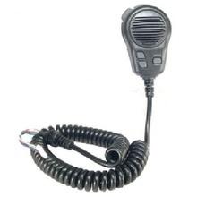 Hm200b Icom Microfono Color Negro Para Radios IC-M324/324G m