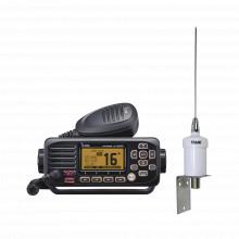 Icm22013k Icom Kit De Radio ICOM IC-M220 Antena Marina 160