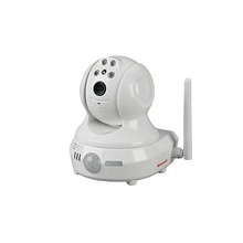 Ipcampt Honeywell Camara IP Pan/Tilt Compatible Con Total Co