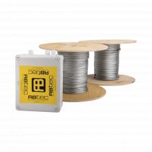 Iroc2z1000 Rbtec Kit De Cable Sensor Perimetral Para Cerca C