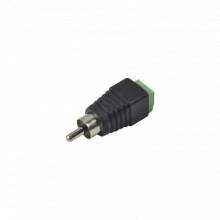 Jrr591 Epcom Powerline Adaptador RCA Macho Para Video O Audi
