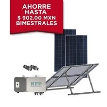 Kit1bdm600poli Epcom Kit Solar Para Interconexion De 550 W D