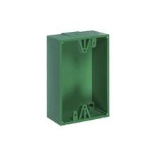 Kit71100ag Sti Caja De Montaje Color Verde Para Botones De E