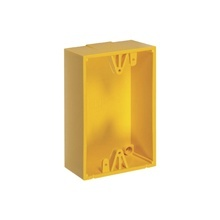 Kit71100ay Sti Caja De Montaje Color Amarillo Para Botones D