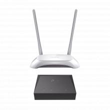 Kitonutlwr850n Tp-link Kit De ONU Gigabit XZ000G3 Con Router