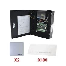 Kituhfsticker02 Hikvision Kit Para Automatizar 2 ACCESOS VEH